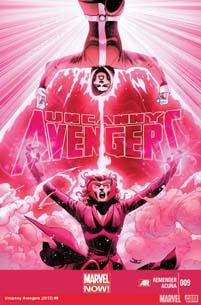UNCANNY AVENGERS #9 NOW