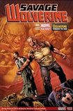 SAVAGE WOLVERINE #6 PERKINS WOLVERINE VAR NOW