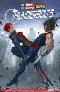 THUNDERBOLTS VOL 2 #10 YOON WOLVERINE COSTUME VAR NOW - Kings Comics