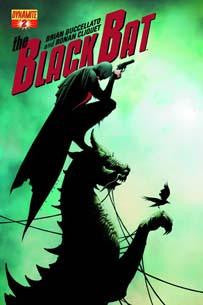 BLACK BAT #2 - Kings Comics