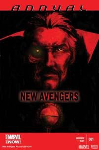 NEW AVENGERS VOL 3 ANNUAL #1 ANMN