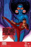 DEADLY HANDS OF KUNG FU #2 - Kings Comics