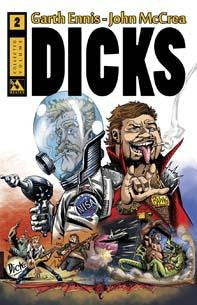 DICKS TP VOL 02