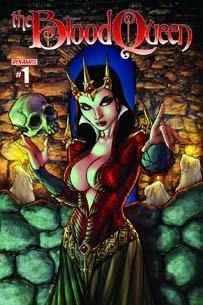 BLOOD QUEEN #1 - Kings Comics