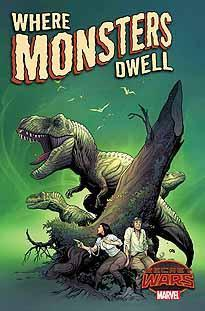 WHERE MONSTERS DWELL #2 SWA