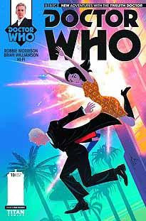 DOCTOR WHO 12TH #10