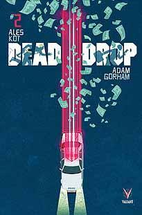 DEAD DROP #2 - Kings Comics
