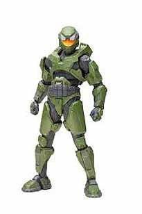 HALO MASTER CHIEF MARK V ARMOR ARTFX+ STATUE
