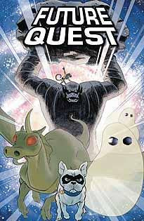 FUTURE QUEST #2 - Kings Comics