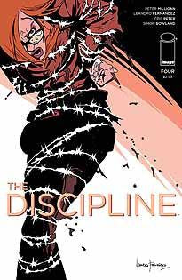 DISCIPLINE #4 - Kings Comics