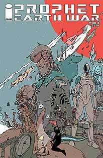 PROPHET EARTH WAR #6