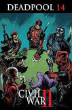 DEADPOOL VOL 5 #14 CW2 - Kings Comics