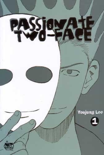 PASSIONATE TWO FACE VOL 01 GN