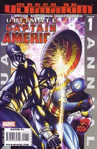 ULTIMATE CAPTAIN AMERICA ANNUAL #1