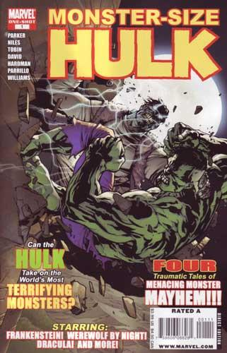 HULK MONSTER SIZE SPECIAL #1
