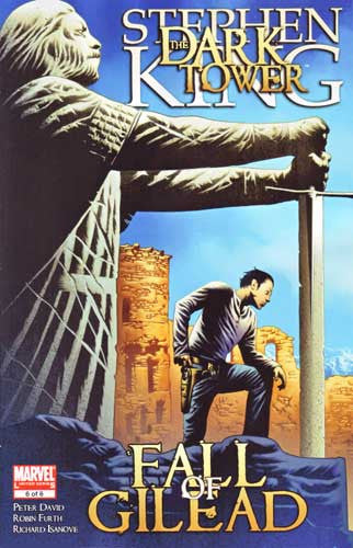 DARK TOWER THE FALL OF GILEAD #6
