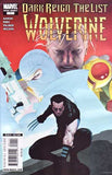 DARK REIGN LIST WOLVERINE ONE SHOT