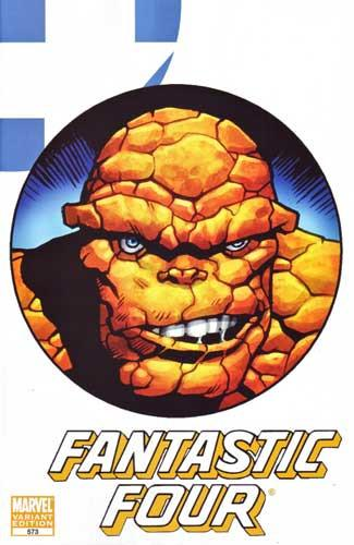 FANTASTIC FOUR VOL 3 #573 EAGLESHAM THING VAR