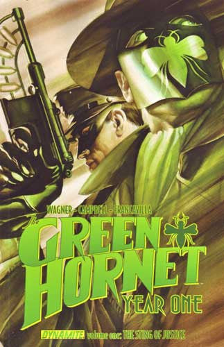 GREEN HORNET YEAR ONE VOL 1 TP - Kings Comics