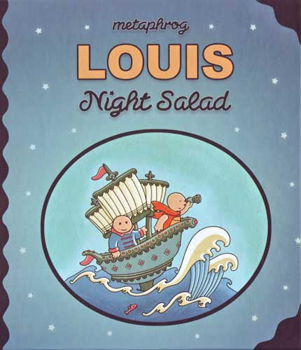 LOUIS NIGHT SALAD HC