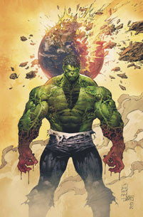 INCREDIBLE HULK VOL 4 #1