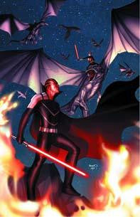 STAR WARS LOST TRIBE O/T SITH SPIRAL #3