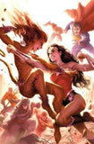 JUSTICE LEAGUE VOL 2 #13 VAR ED