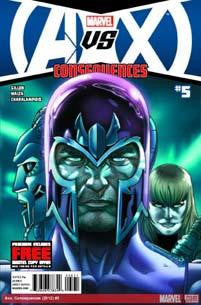 AVX CONSEQUENCES #5