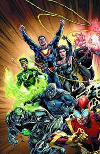 JUSTICE LEAGUE VOL 2 #24
