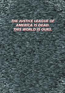 JUSTICE LEAGUE OF AMERICA VOL 3 #8 (EVIL)