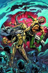 AQUAMAN VOL 5 ANNUAL #1