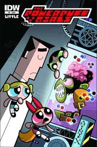 POWERPUFF GIRLS VOL 2 #2