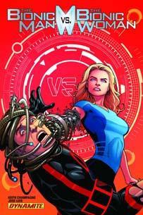 BIONIC MAN VS THE BIONIC WOMAN TP