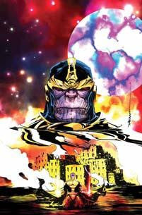 THANOS A GOD UP THERE LISTENING #1