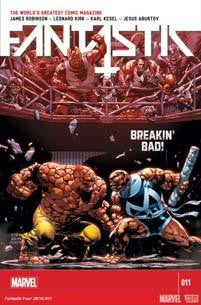 FANTASTIC FOUR VOL 5 #11