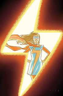 MS MARVEL VOL 3 #19 SWA