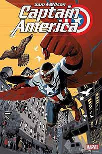 CAPTAIN AMERICA SAM WILSON #1