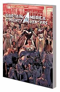 CAPTAIN AMERICA AND MIGHTY AVENGERS TP LAST DAYS VOL 02