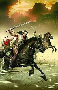 CONAN THE SLAYER #4 - Kings Comics