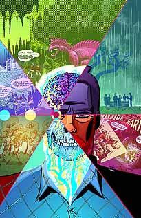 CAVE CARSON HAS A CYBERNETIC EYE #1