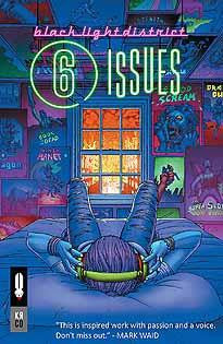 BLACK LIGHT DISTRICT 6 ISSUES (ONE SHOT)