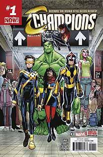 NOW CHAMPIONS #1 - Kings Comics