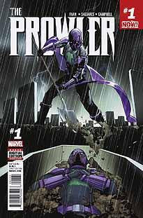 PROWLER VOL 2 #1 CC NOW