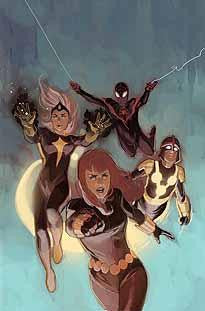 BLACK WIDOW VOL 6 #7 NOTO CHAMPIONS VAR NOW