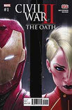 CIVIL WAR II OATH #1