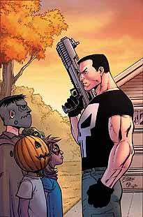 PUNISHER VOL 10 ANNUAL #1 LIM VAR