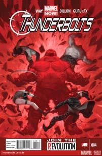THUNDERBOLTS VOL 2 #4 NOW