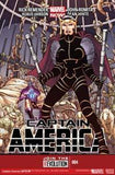 CAPTAIN AMERICA VOL 7 #4 NOW