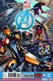 AVENGERS VOL 5 #3 2ND PTG OPENA VAR NOW