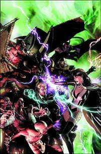 JUSTICE LEAGUE DARK #28 (EVIL)